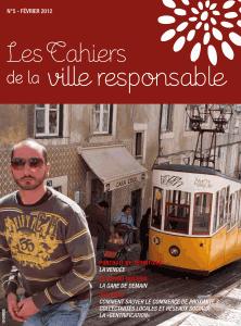 Couverture du numéro 5 des Cahiers